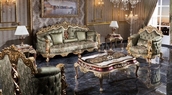 Experience Nostalgia at Home with Classic Sofa Sets