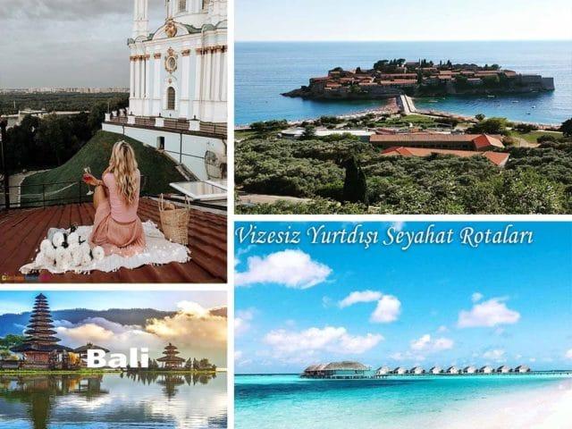 Visa Free Overseas Travel Routes